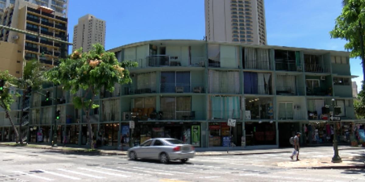 Legal battle over rundown Waikiki hotel comes to a head