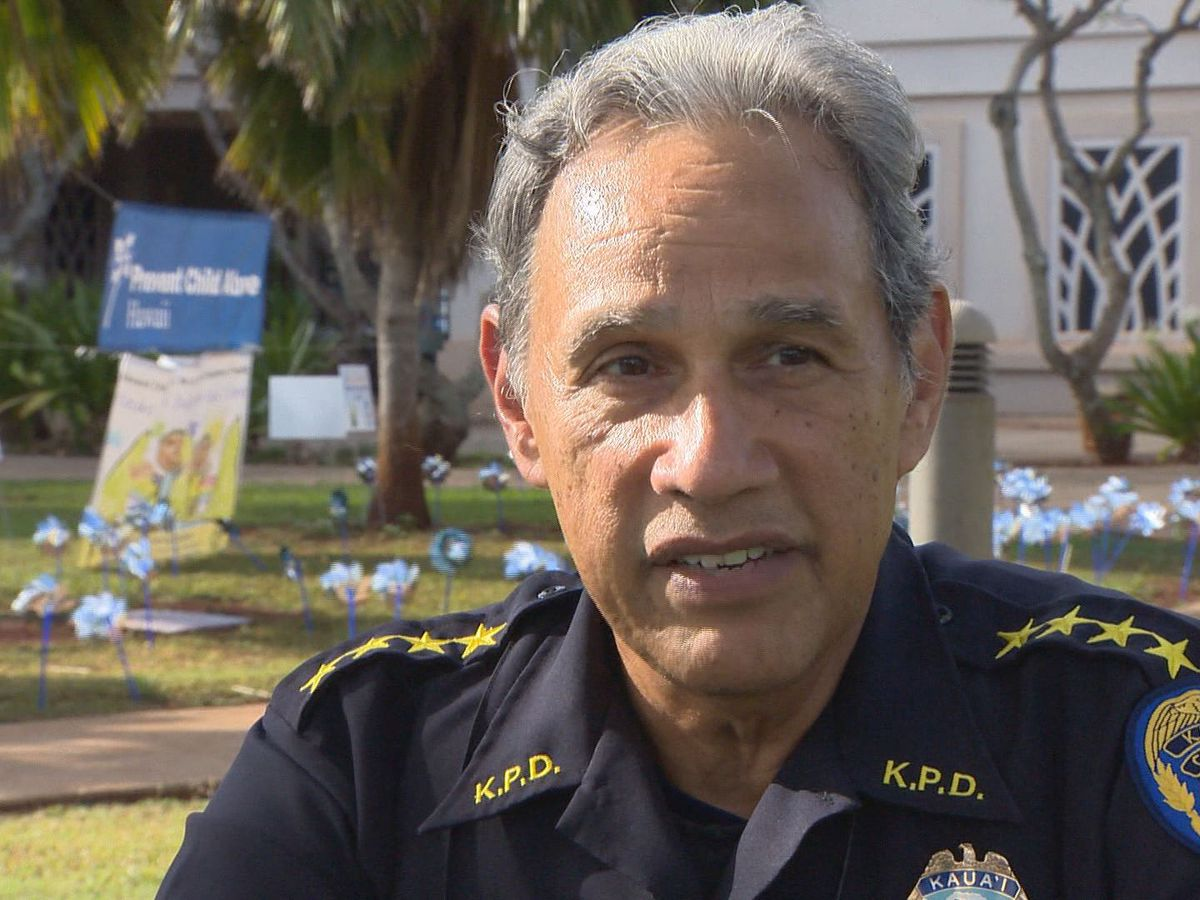 Kauai's retired police chief files $2M harassment claim against county