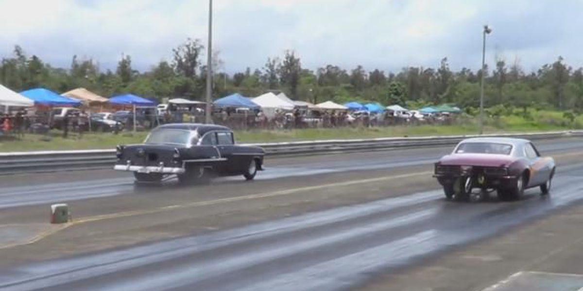 Efforts start up again for stalled racetrack on Oahu