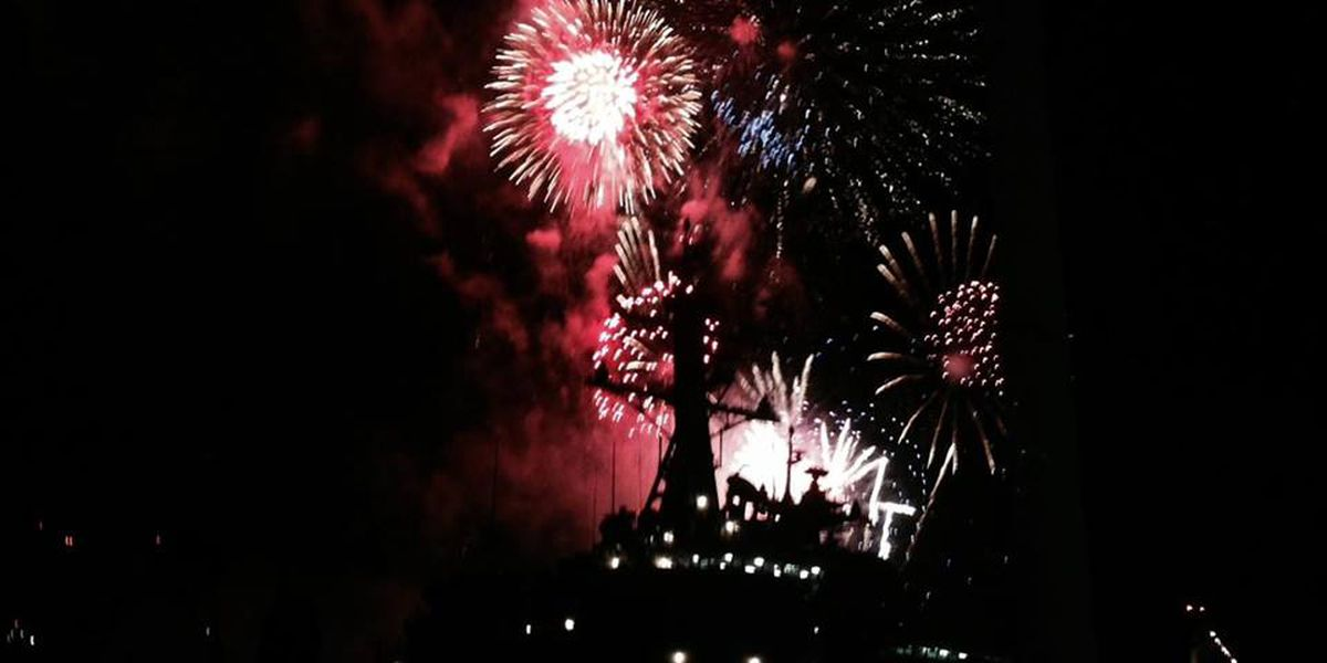 Pearl Harbor to host Japanese fireworks display this summer