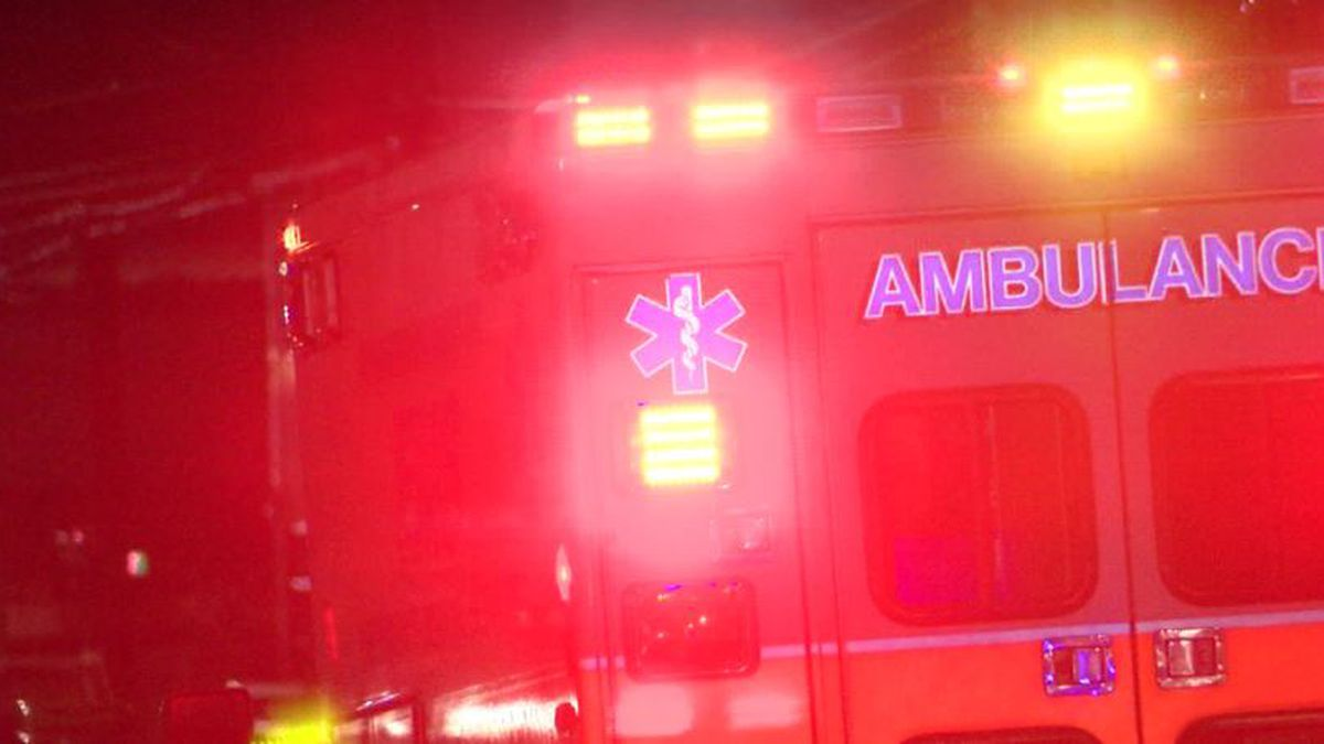 EMS: Woman seriously injured after truck rolls over a portion of her lower body