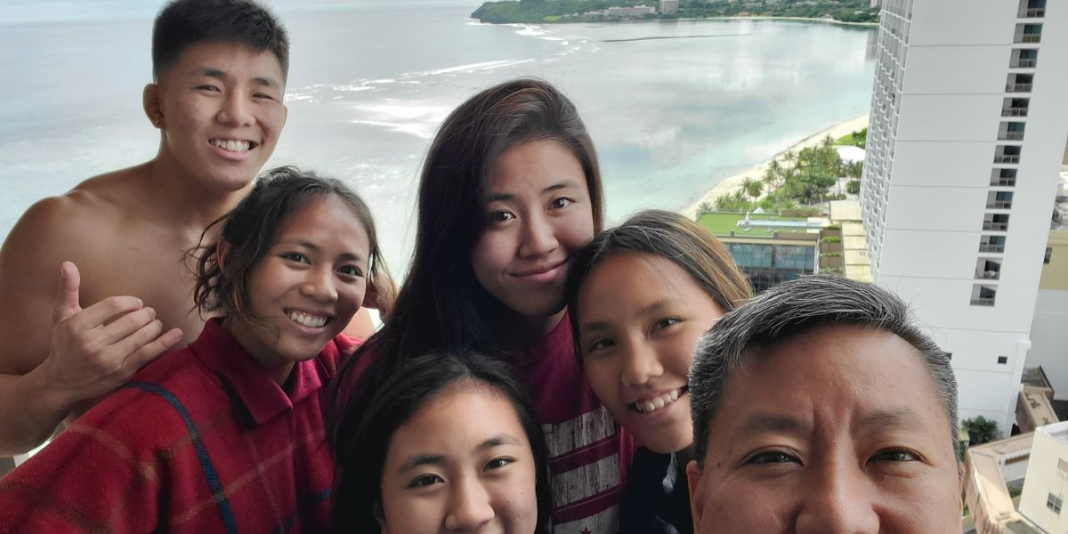 Quarantine in Guam separated a family as they mourn 2 relatives lost to COVID-19