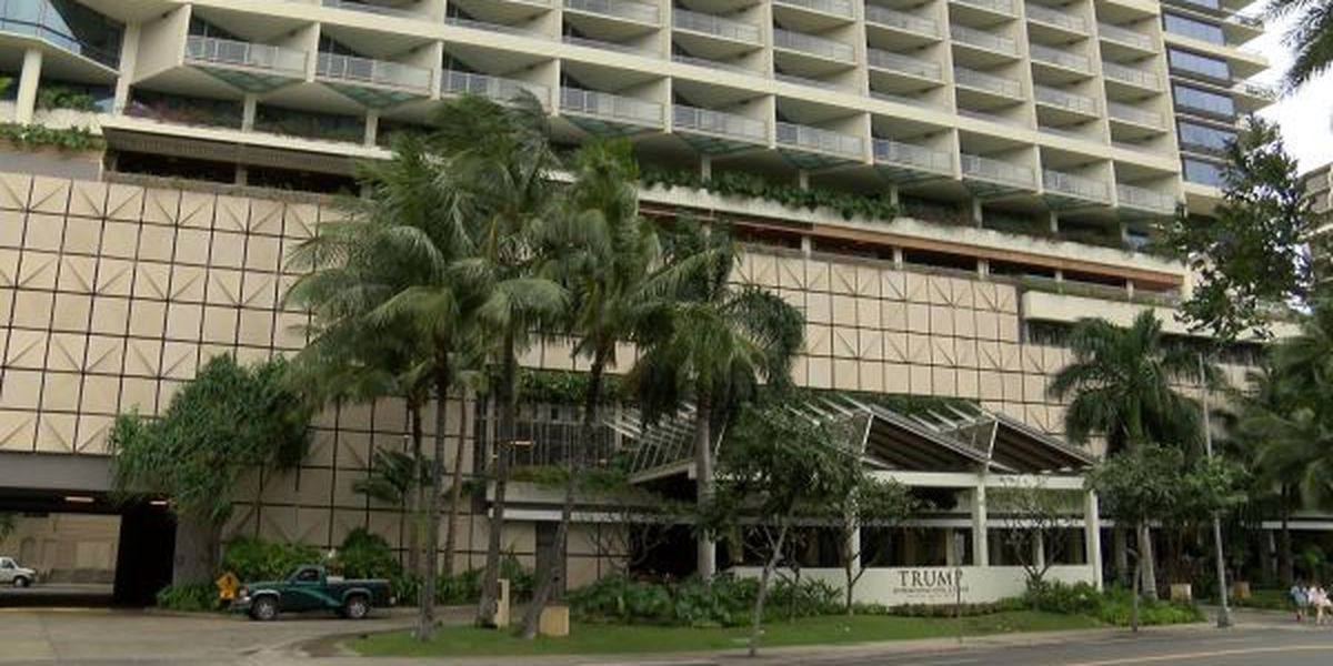 Who owns Trump Waikiki? Not the Donald