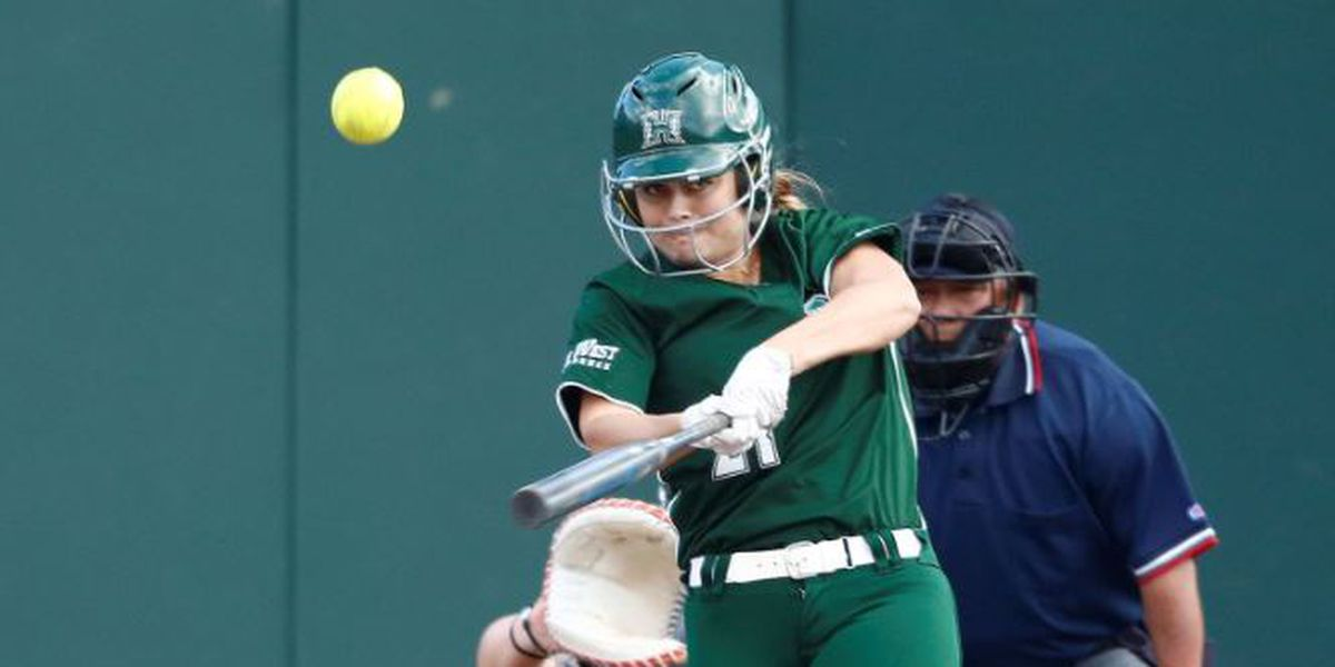 Wahine drop doubleheader to Cal State Fullerton, finish 0-3 on road trip