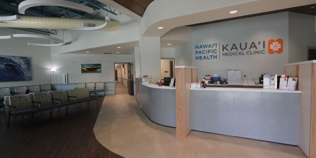 Medical care options expand on Kauai with opening of new Kapaa clinic