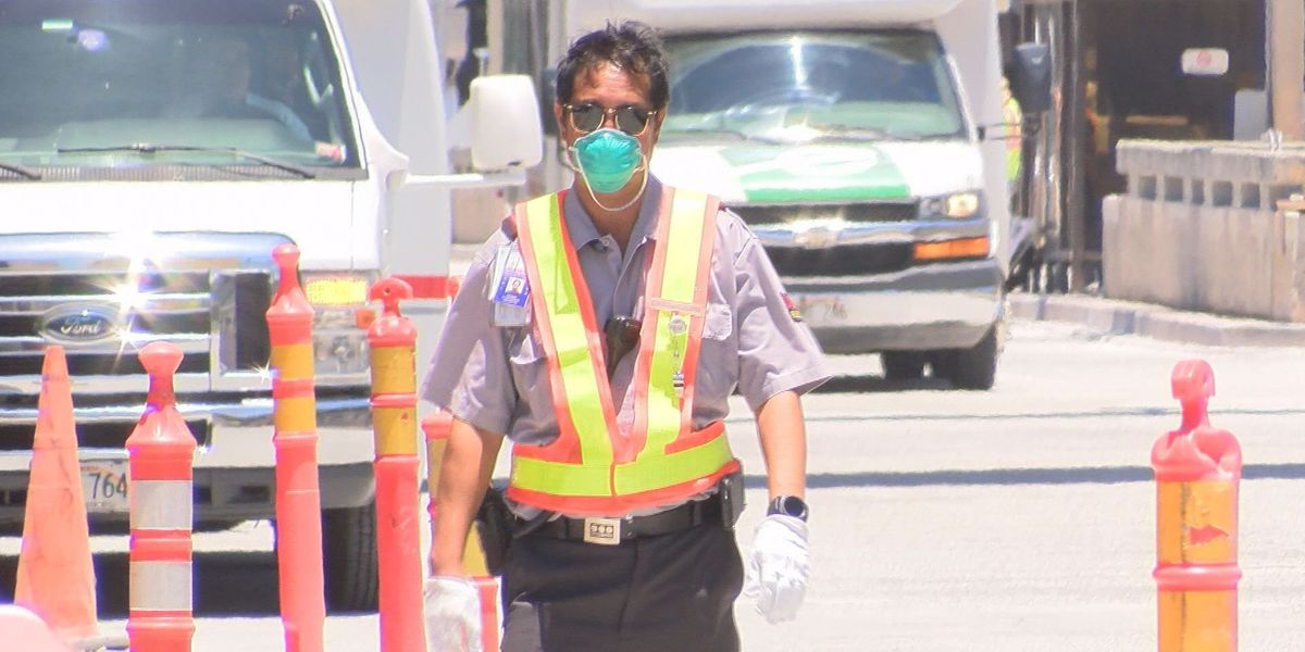 Dusty situation at Honolulu airport improves in wake of complaints