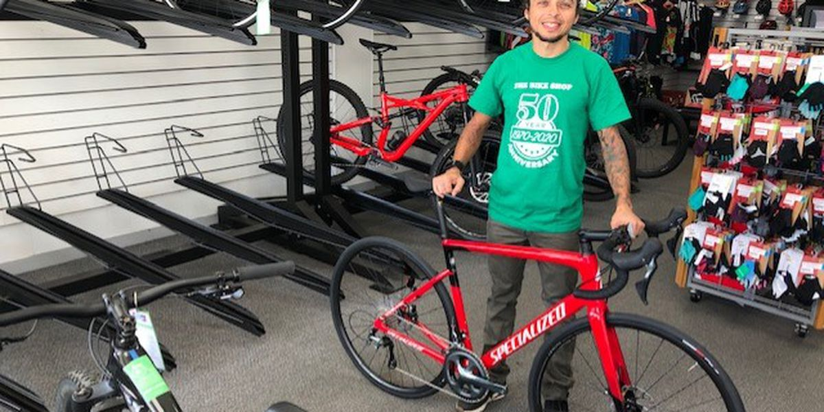 Pandemic boosts bike sales as Hawaii turns to pedal power as exercise alternative