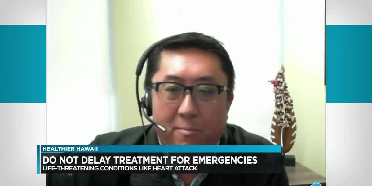 Healthier Hawaii: Seeking help for emergencies during the pandemic