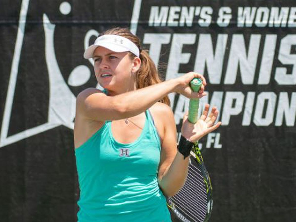 Melounova's season ends in NCAA Women's Singles Championships Round of 16