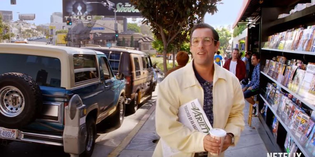 Sandler, Spade, Schneider to put on comedy show in Honolulu