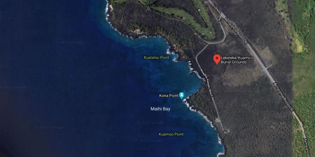 Man dead after being pulled from Hawaii Island's Lekeleke Bay