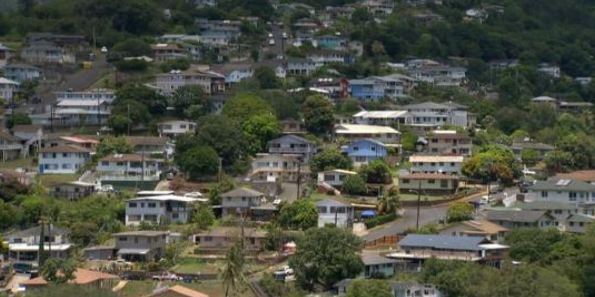 $67,500 considered low income for one person in Honolulu, according to HUD