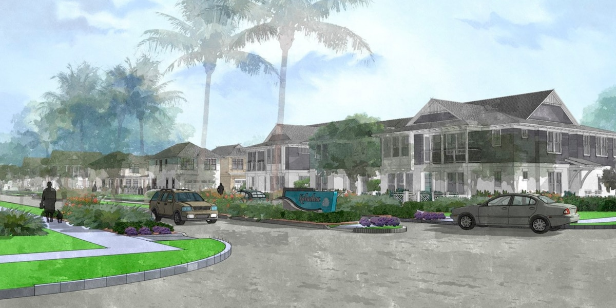 400 homes planned in West Oahu under Kalaeloa master development
