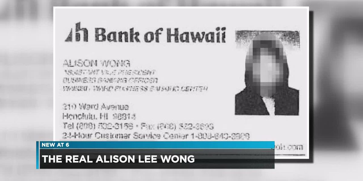 Alias cooked up by Katherine Kealoha to help her carry out crimes shows up in another case