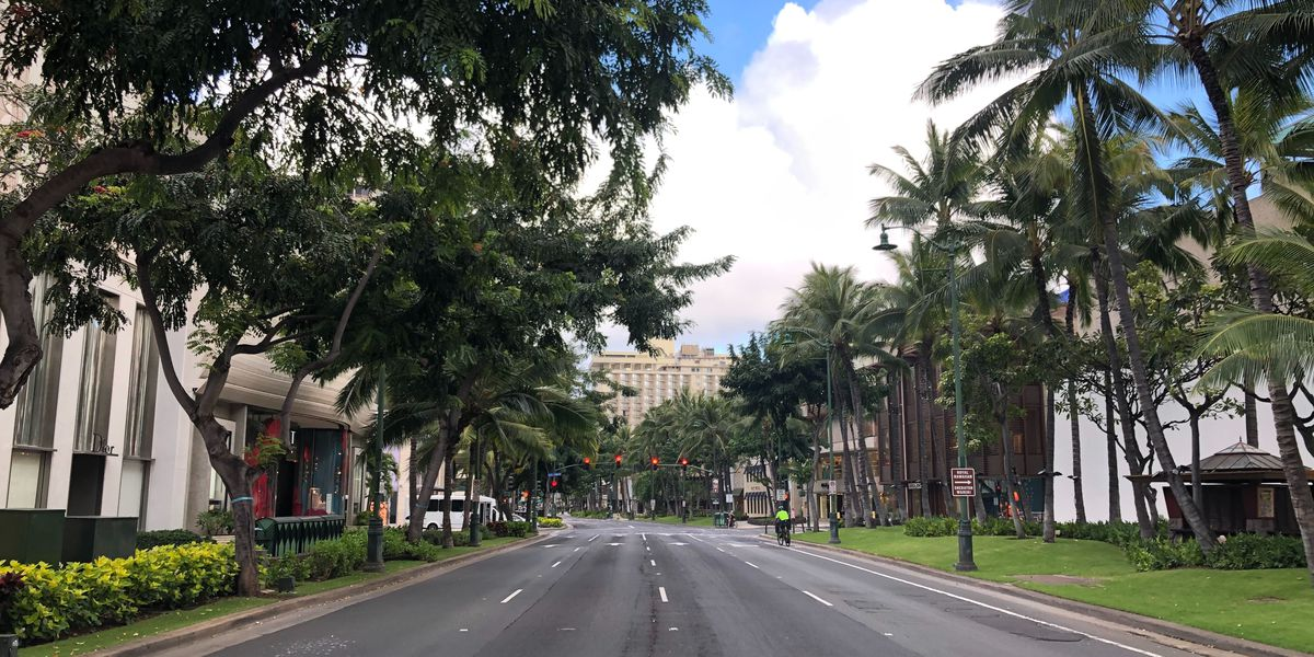 Not everyone is a fan of the city's plan to close Kalakaua Avenue to cars on 4 Sundays