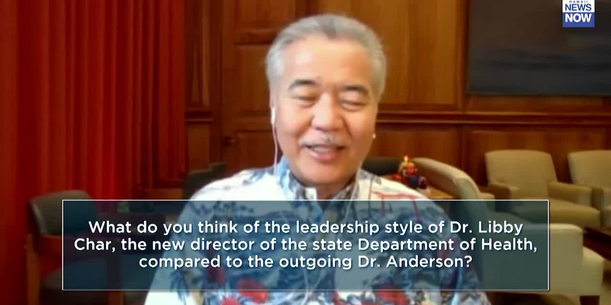COVID Questions: Assessing Dr. Libby Char's leadership style