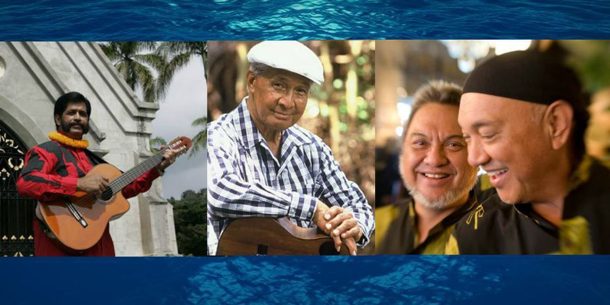 Legends of Mele concert to honor late Hawaii musicians