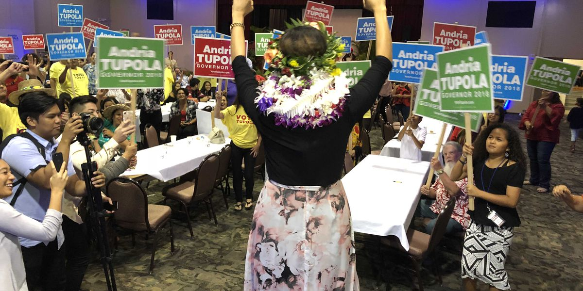 PHOTOS: Hawaii votes in the general election