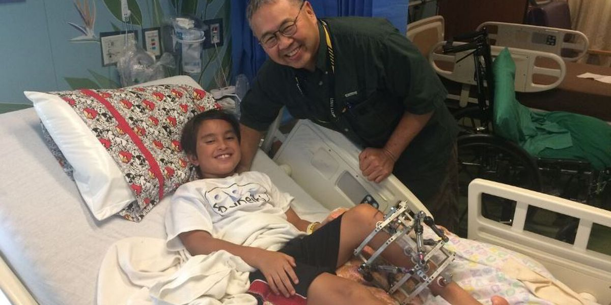 Through a local hospital's partnership, new medical care heading to the Philippines