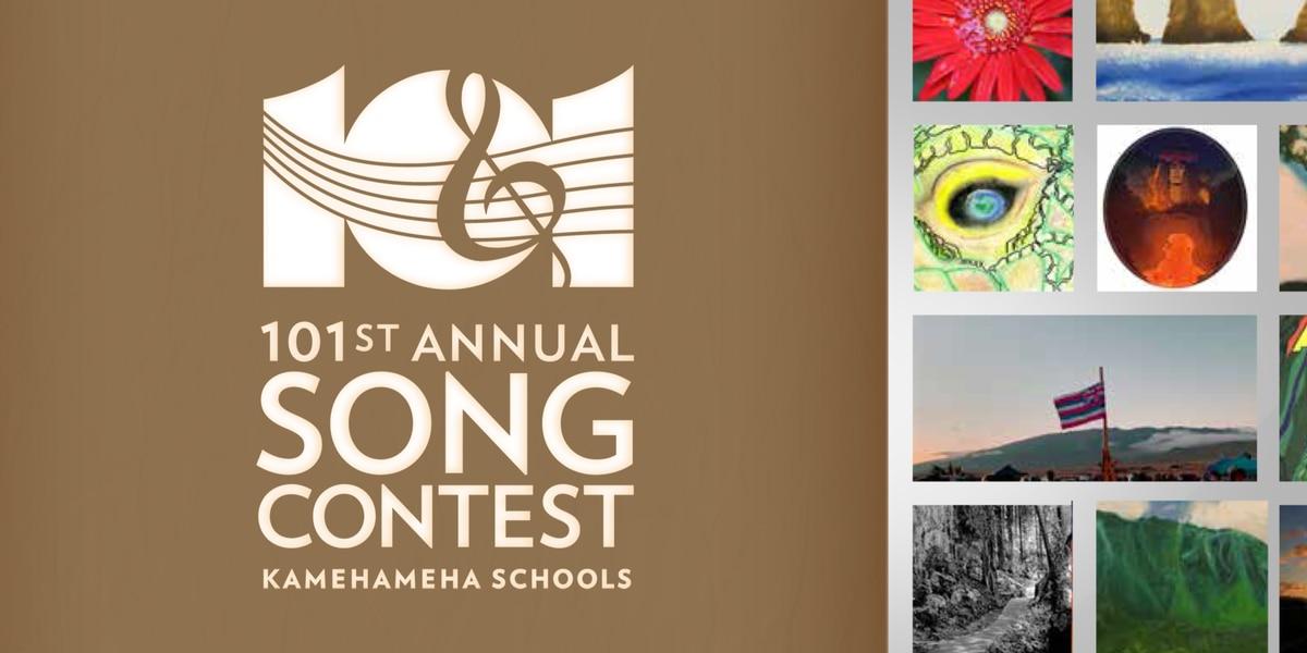 Here's how to watch tonight's Kamehameha Schools Song Contest