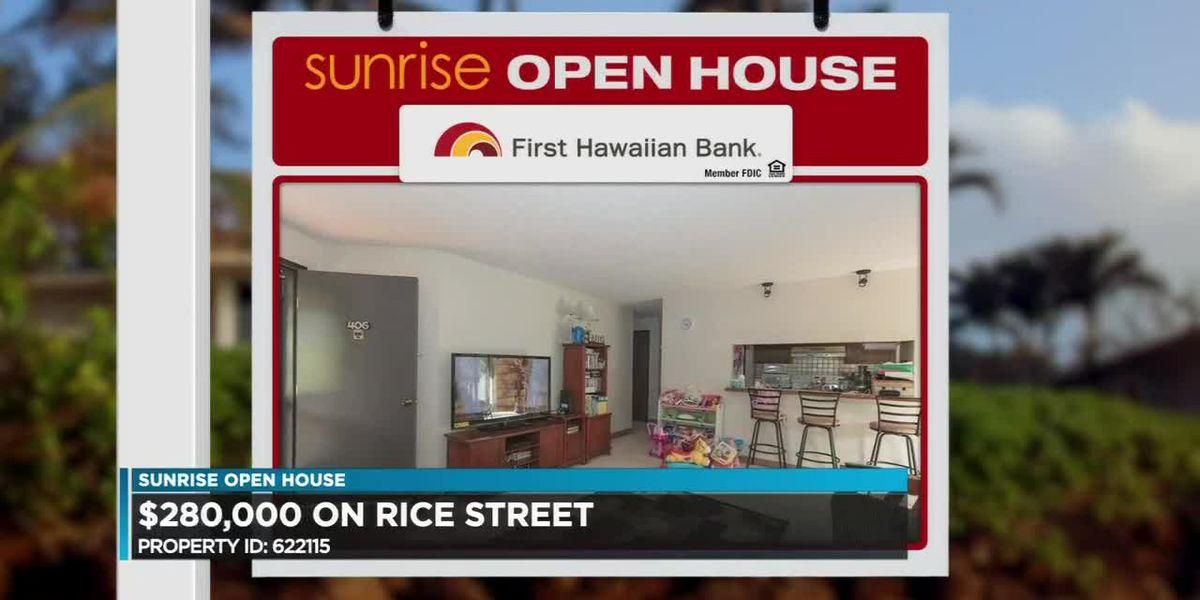 Sunrise Open House: Lihue