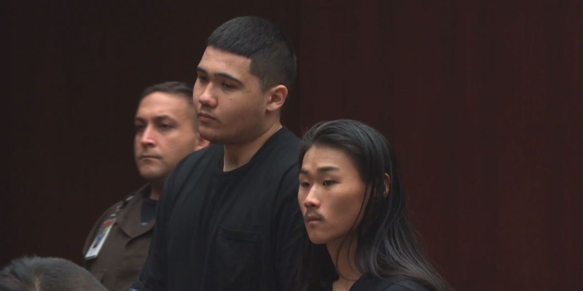 Suspects in Makiki shooting appear in court