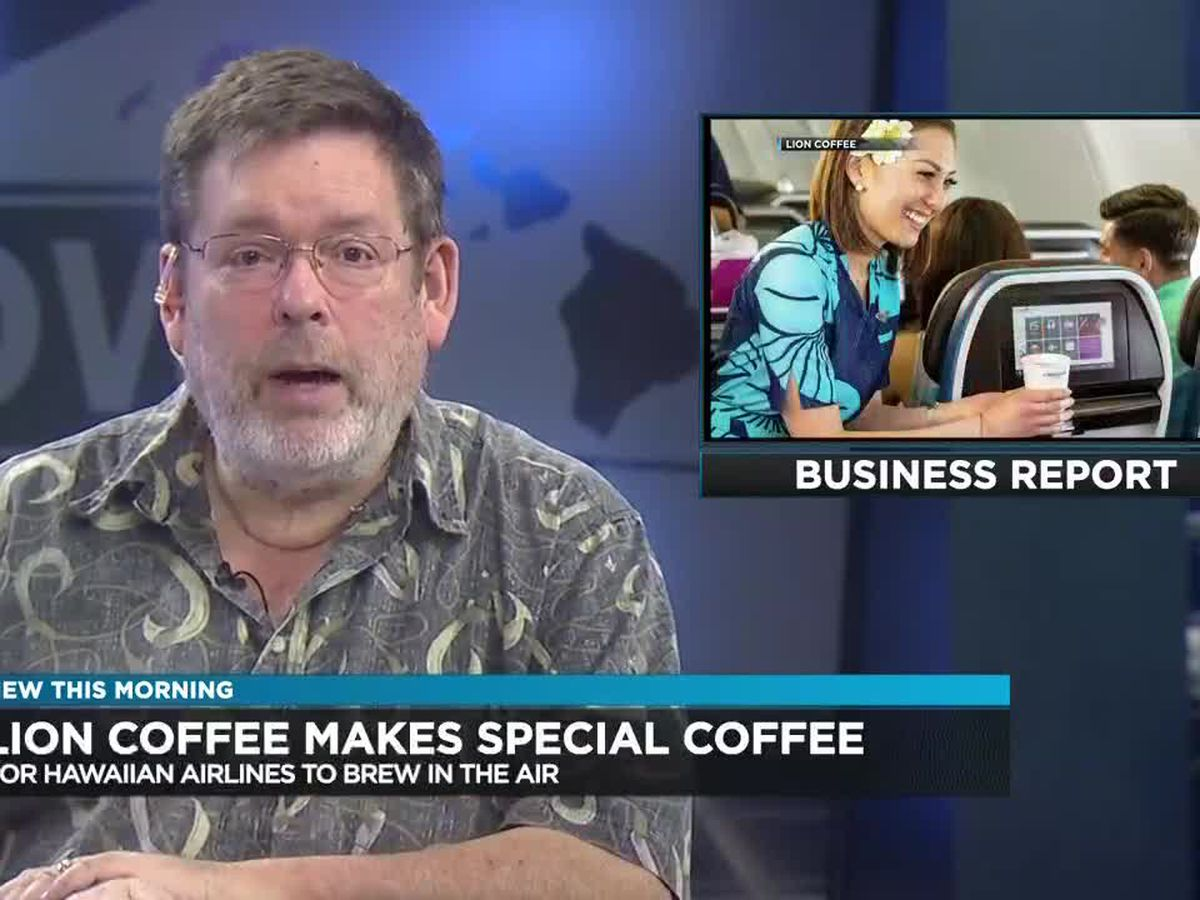 Business: Lion coffee, Hawaii Energy rates, and OHA funding