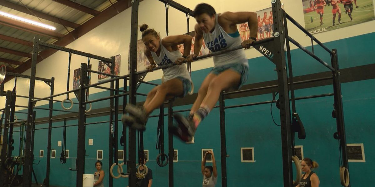 Crossfit 808 ready to take on the best in the world