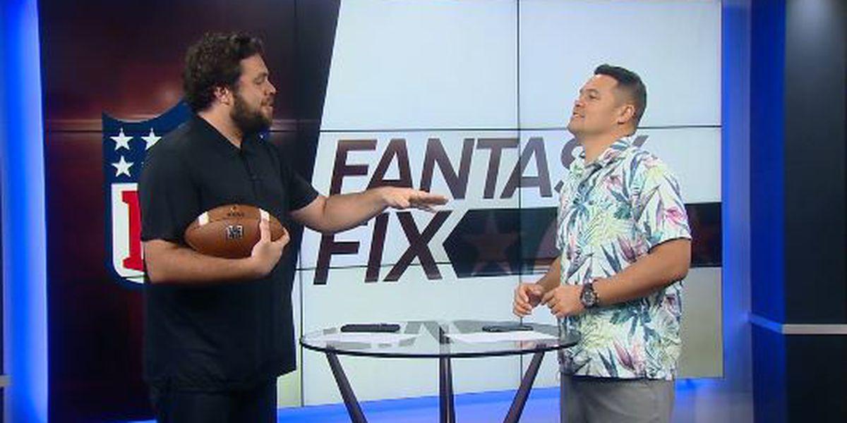 Fantasy Fix: Week 13 Preview (11/30/2018)
