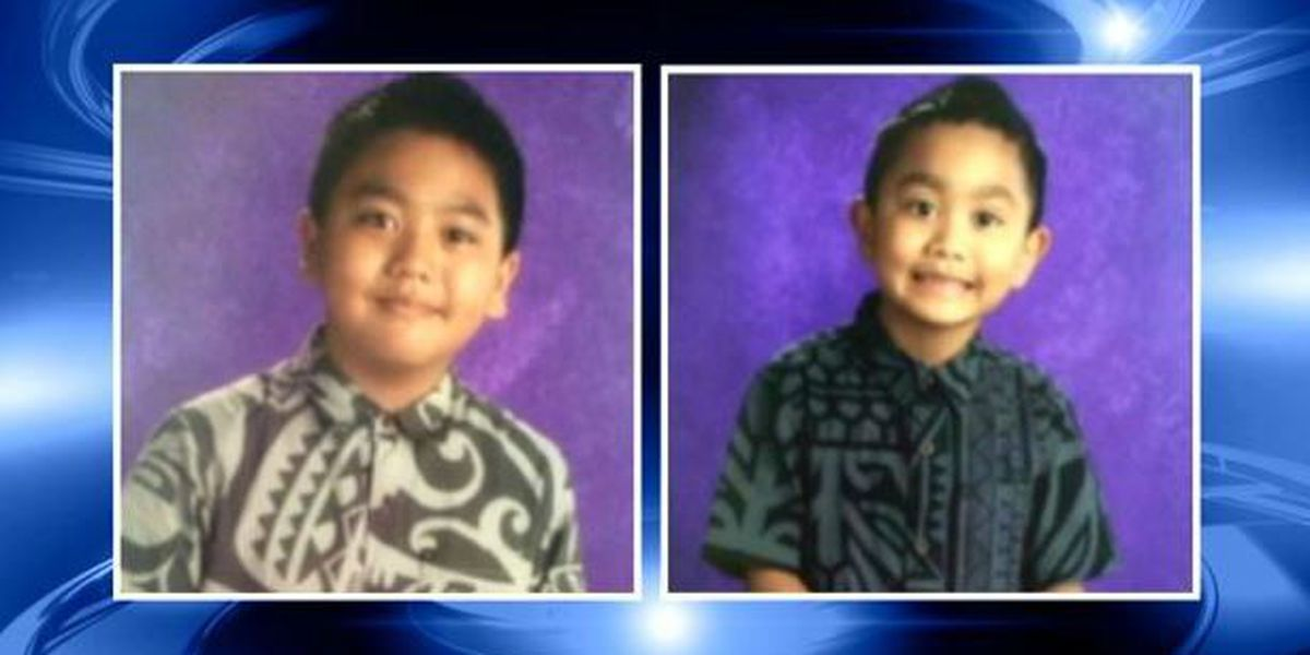 Aunt: Older boy died protecting younger brother during fire