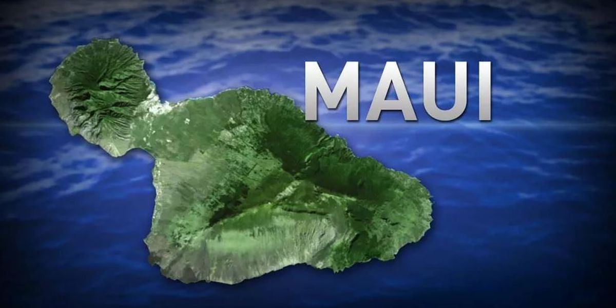 Visitor from Canada dies in waters off South Maui