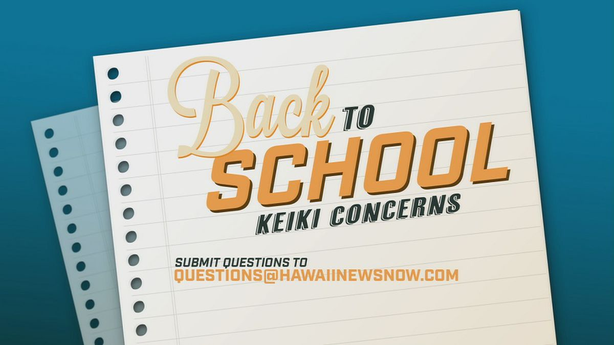 Questions about schools? HNN will host 'Back to School: Keiki Concerns' panel discussion