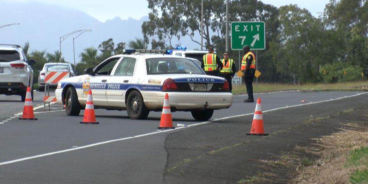 Man, 26, found dead at scene of crash near Mililani Tech Park