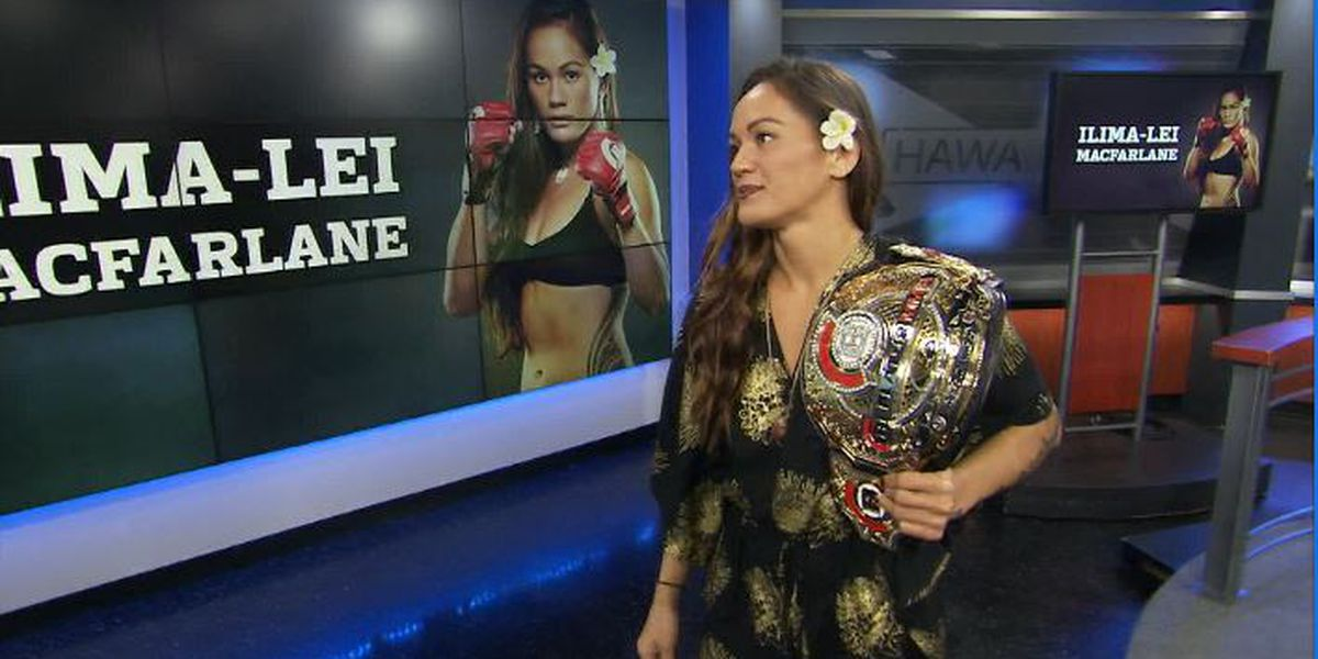 Macfarlane: Bellator 213 sure to be a 'huge show' for Hawaii