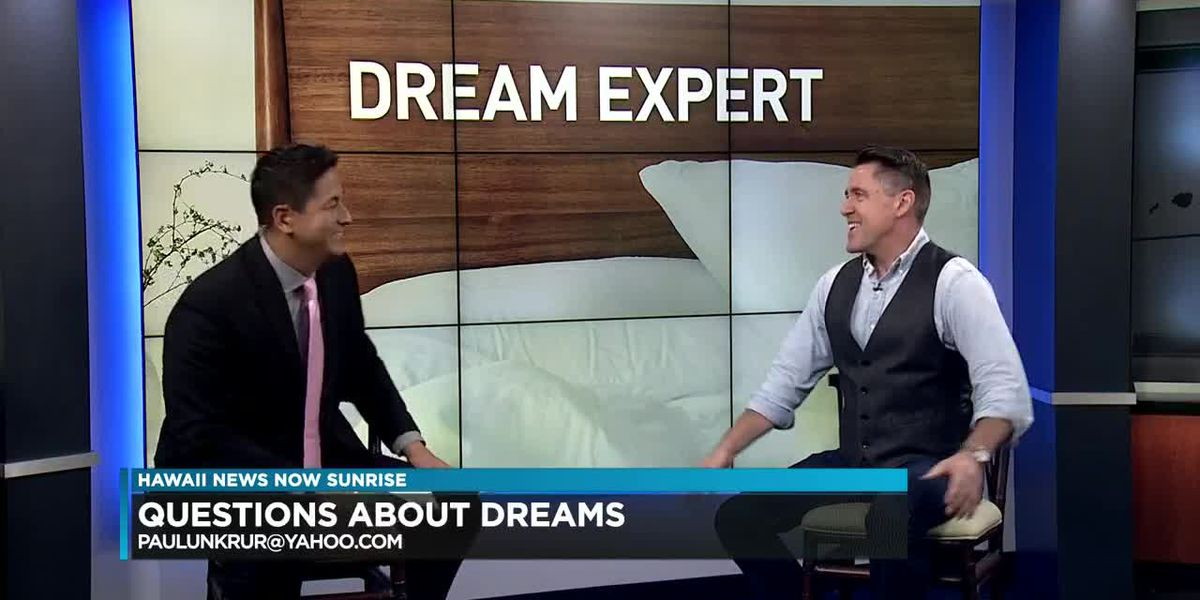 Dream Expert: There's a tiger in the car
