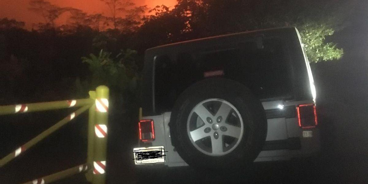 Agencies enforce 'zero-tolerance policy' for violators of lava closures