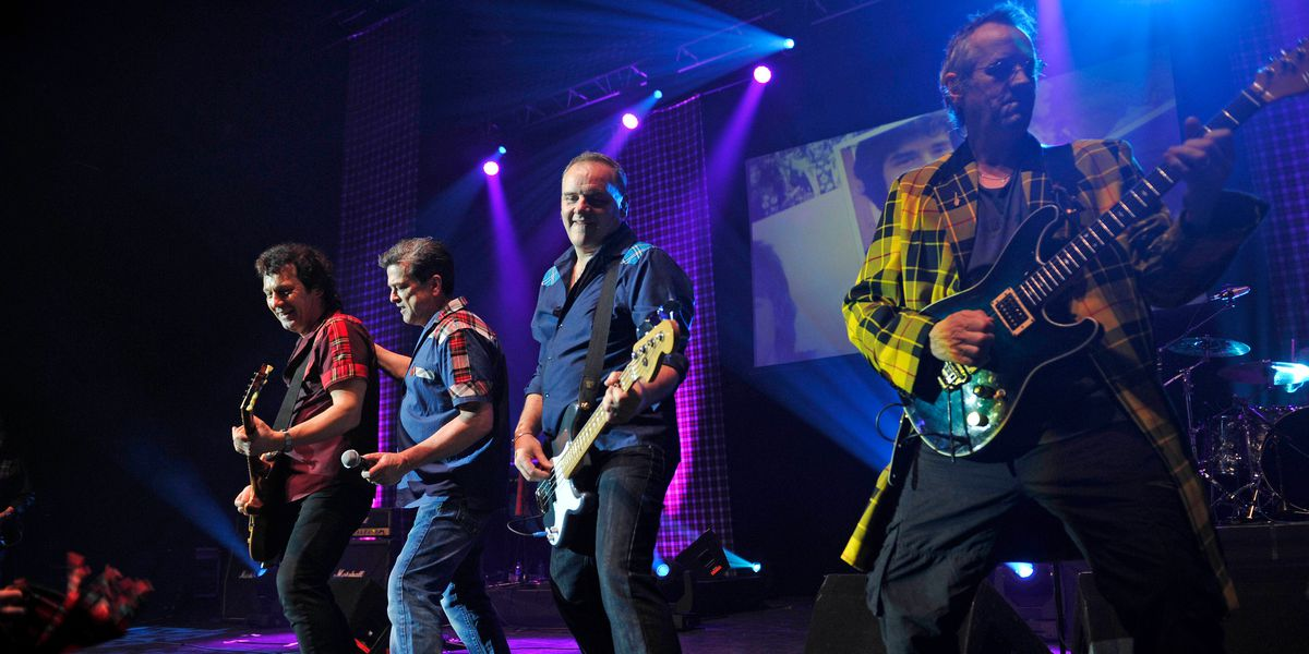 Bay City Rollers bassist Ian Mitchell dies at 62