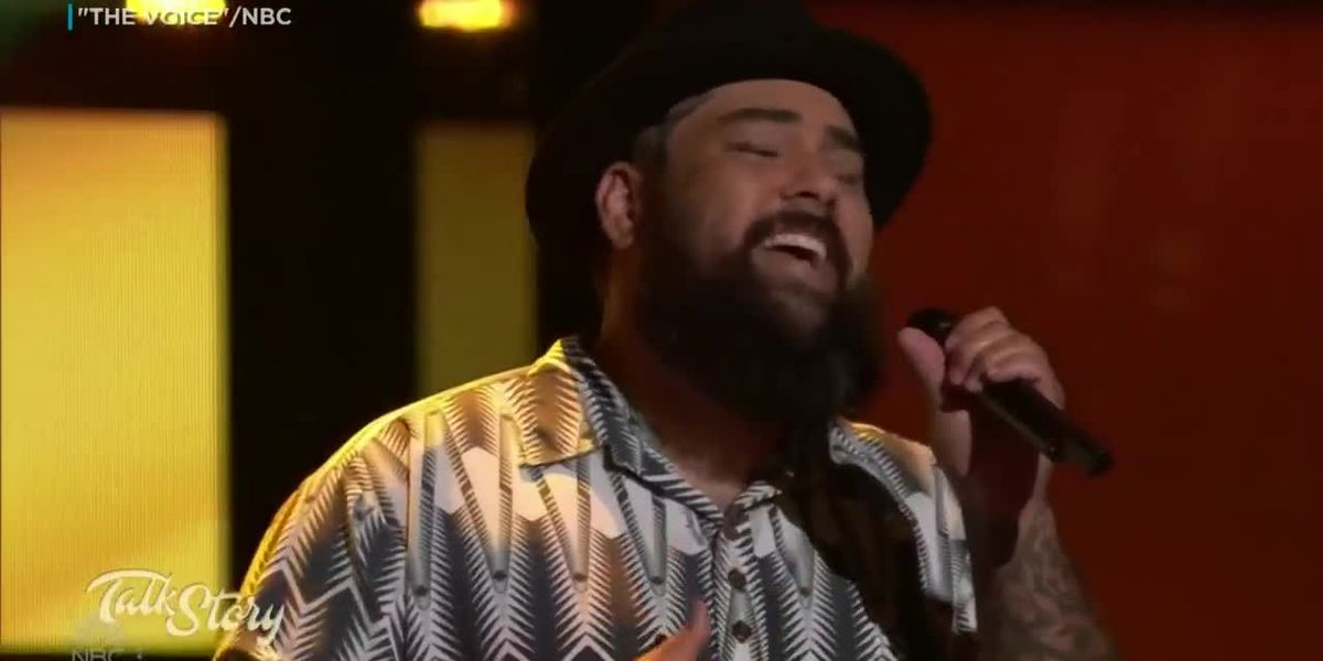 Joseph Soul shares his experience on The Voice and performs on Talk Story