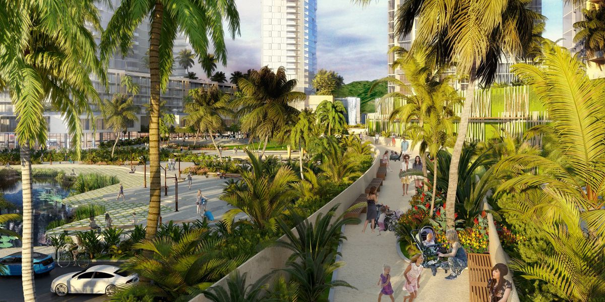 State to get $20M for planned pedestrian bridge over Ala Moana Boulevard