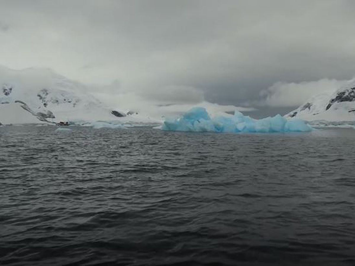 Studies: Antarctica losing 252 billion tons of ice a year, oceans hotter than ever