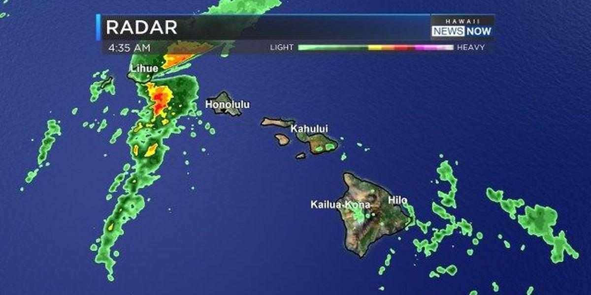Flood advisory canceled on Kauai, but flood watch continues