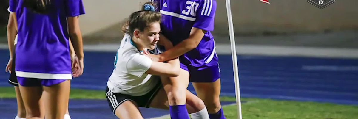 Fontes named finalist for 2019 Gatorade National Girls Soccer Player of the Year