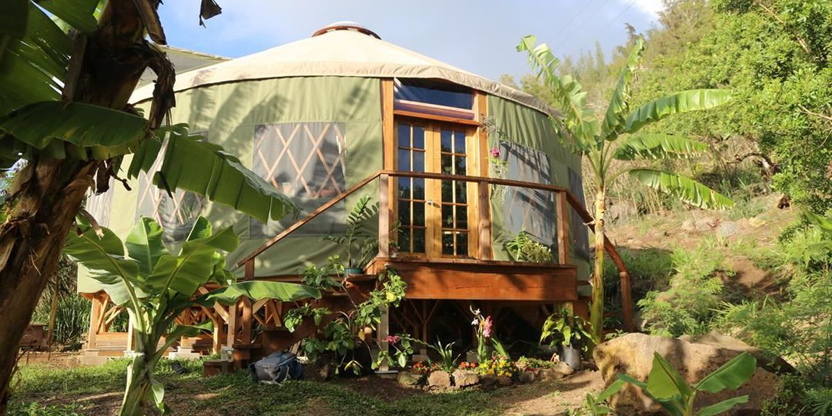 Want to live in a yurt? HGTV wants to talk to you