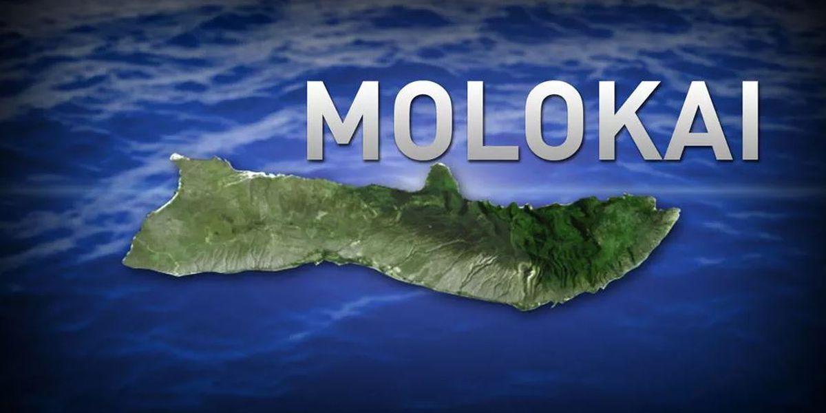 Brush fire burns 50 acres on Molokai