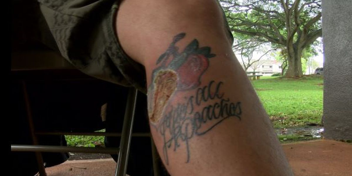 Man recovering from severe infection after getting tattoo at Honolulu expo
