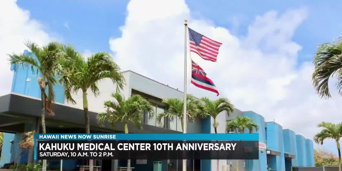 Kahuku Medical Center 10th anniversary