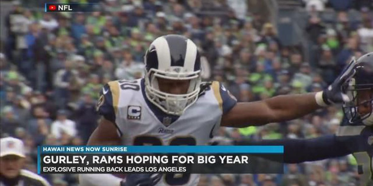 LaDainian Tomlinson says Look for Todd Gurley and Rams to have Monster Year