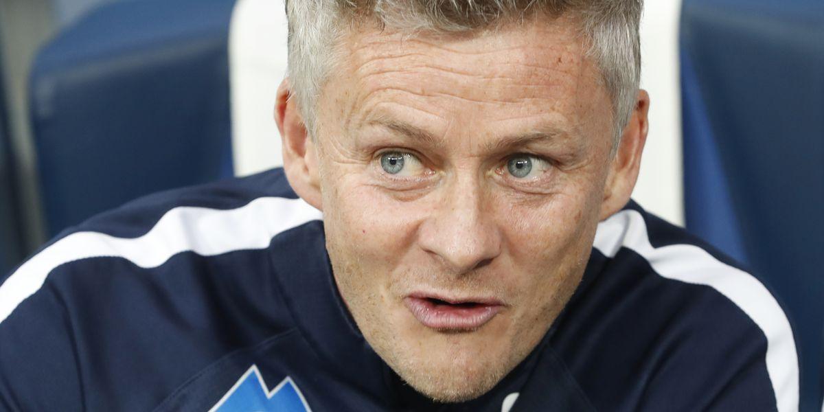 Man United hires former striker Solskjaer as interim manager
