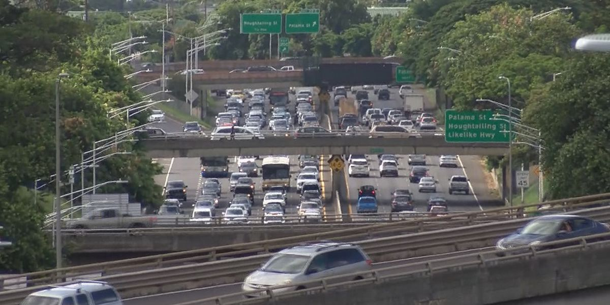 Hawaii is one of the worst states for drivers, new study says