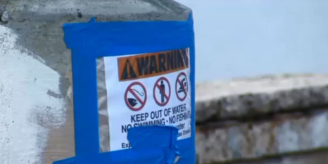 2 separate wastewater spills impacts Keehi Lagoon, Ala Wai Canal